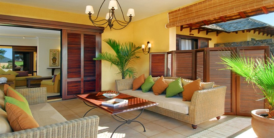 Les Villas du Golf Beach & Spa Tamarina
