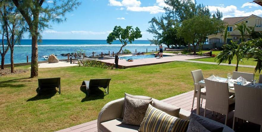 Appartements Belle Crique Beach Front
