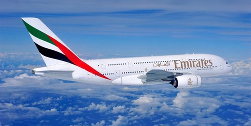 Second vol quotidien lancé par Emirates en Octobre