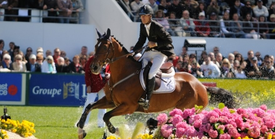 Longines Jumping International de La Baule 2014 : Oazure partenaire officiel