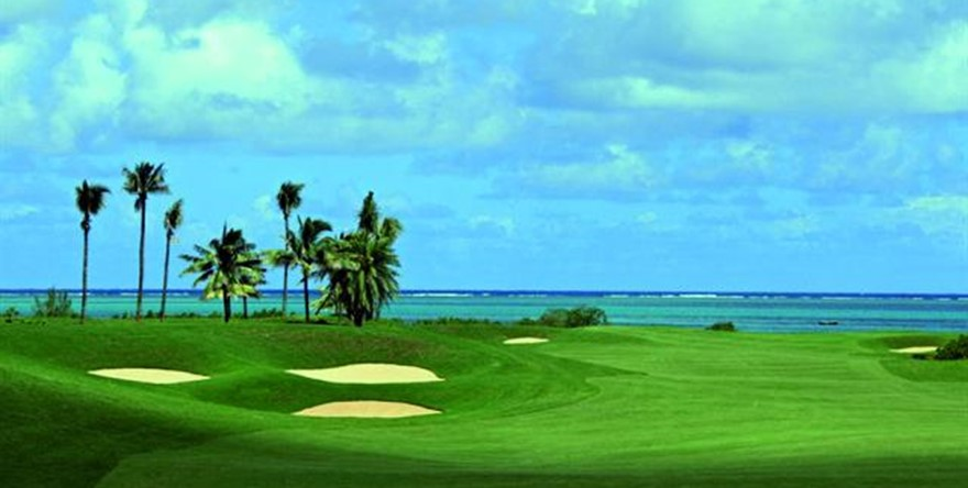 Mauritius, the best destination to practice your swing !