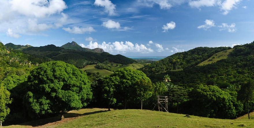 South East of Mauritius : Ferney Valley