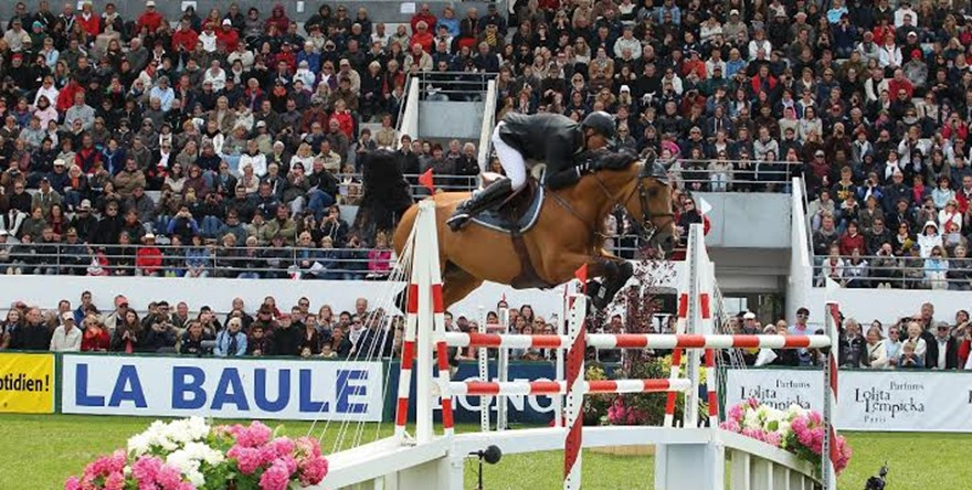 Win a stay in Mauritius with Oazure at the International Show Jumping Competition at La Baule!