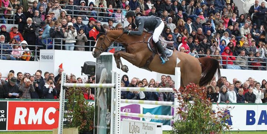 Rendez-vous at the Show Jumping at La Baule next week-end !