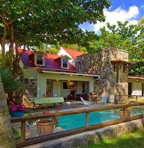 Location Villa Ile Maurice - Villa de Luxe Pieds dans l\'Eau